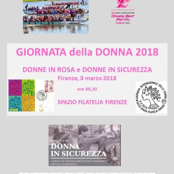 festa della donna 8 marzo 2018