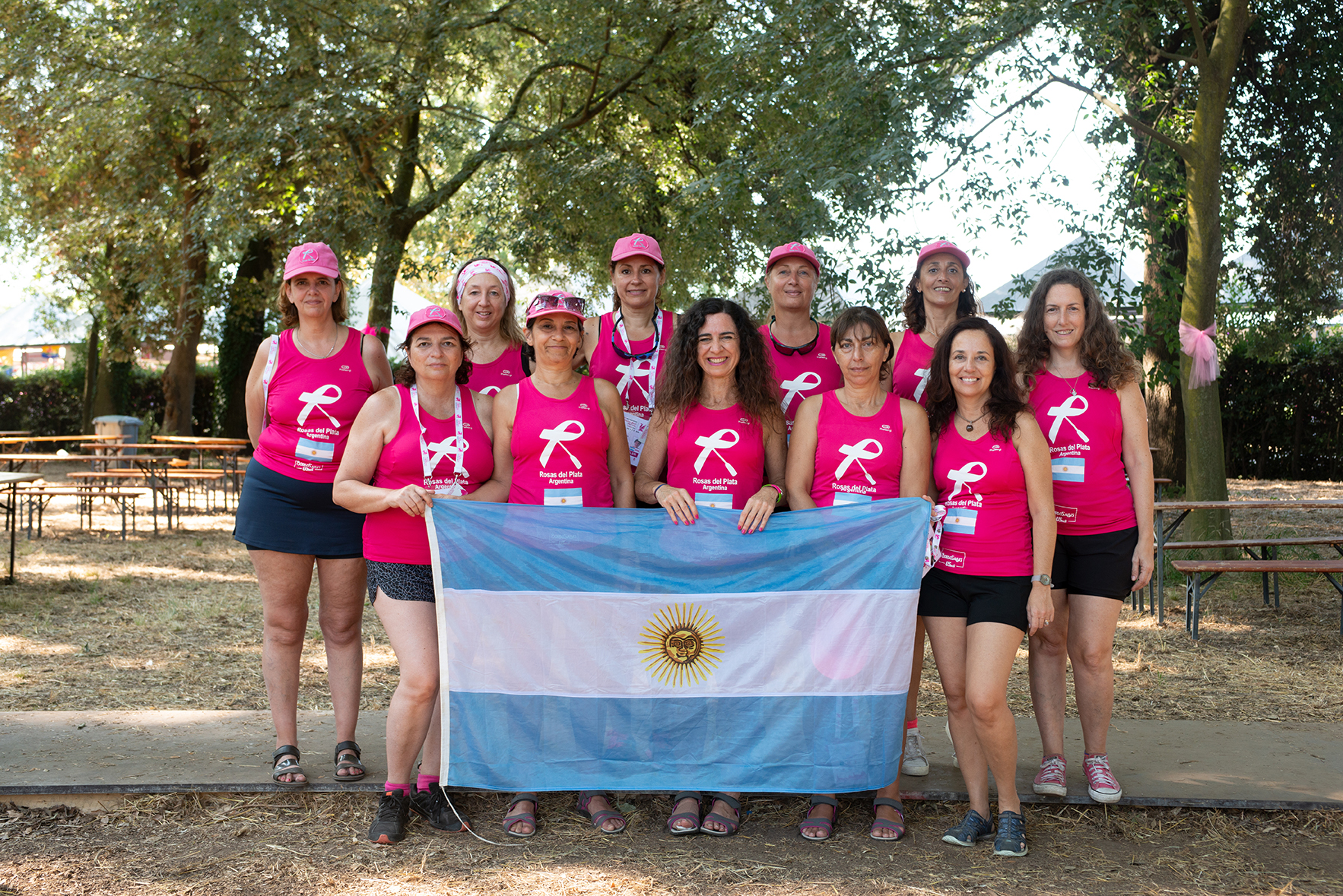 Rosas del Plata Tigre - Argentina