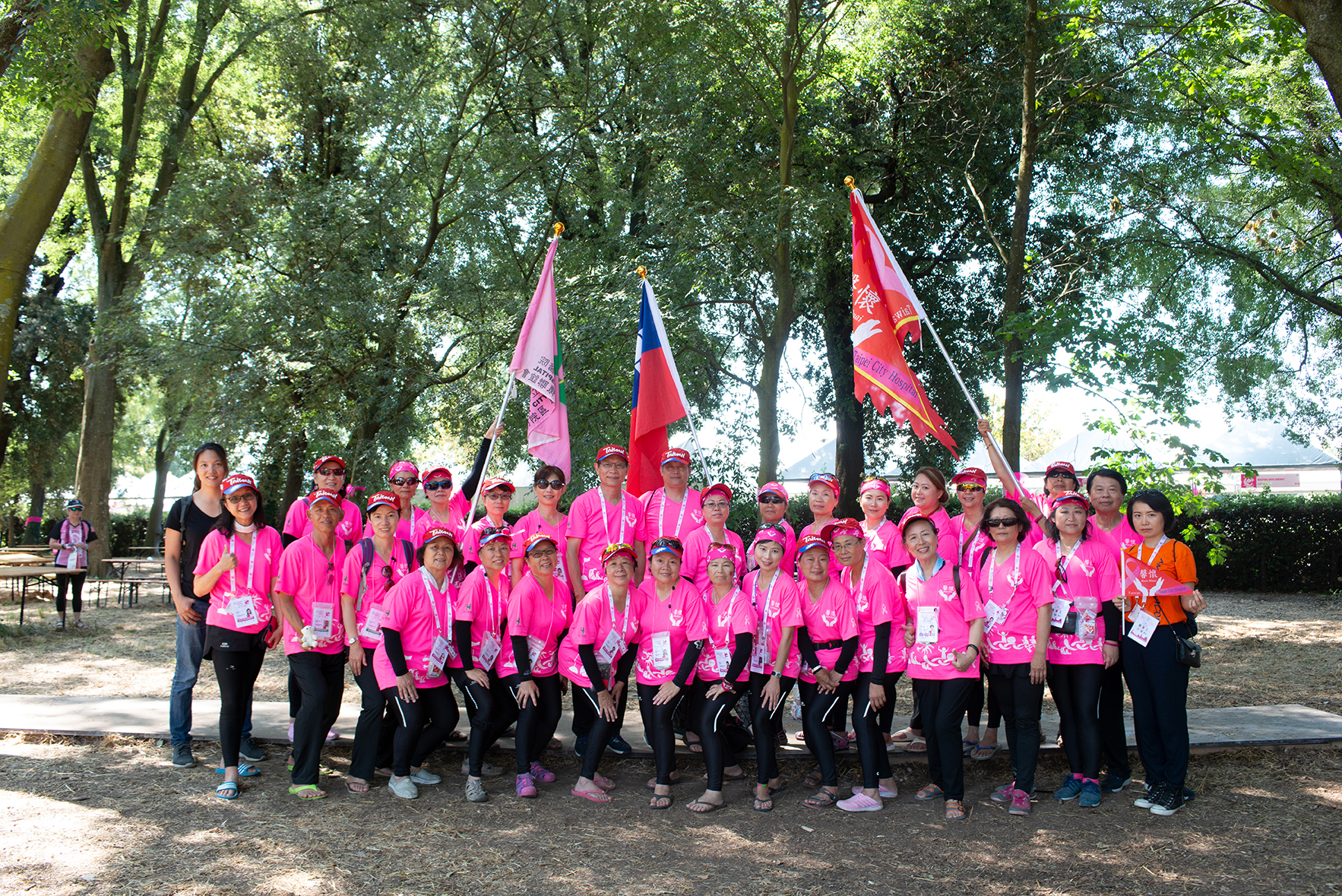 Hsin Huai dragon Boat Team - Taiwan